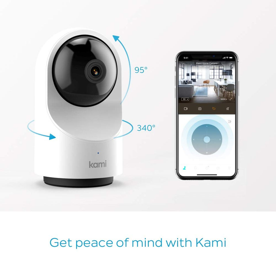 Kami Pet Monitor Camera with Cloud Service