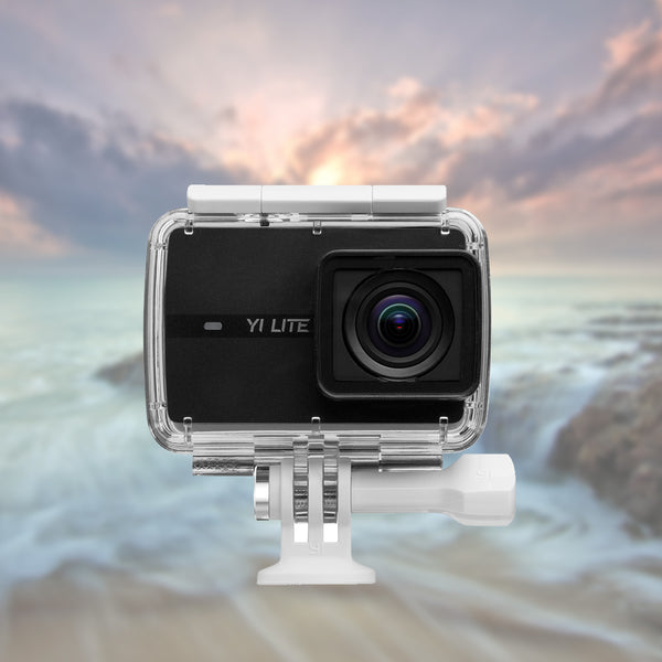 YI Lite Action Camera with Waterproof