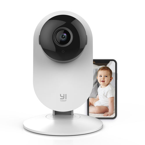 YI Baby Monitor with Camera and Audio