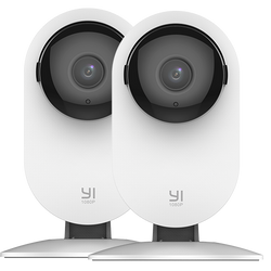 YI 2pcs Home Camera 1080P Set Full HD
