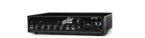 The Aguilar AG 700 Bass Amplifier, available for sale in Canada from Quest Musique
