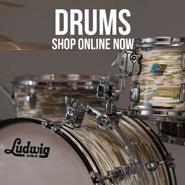 Shop Drums Online at Quest Musique