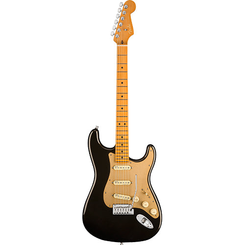 Fender American Ultra Stratocaster, Maple Fingerboard, Texas Tea