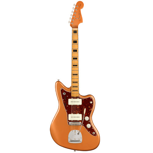 Fender Troy Van Leeuwen Jazzmaster, Bound Maple Fingerboard, Copper Age