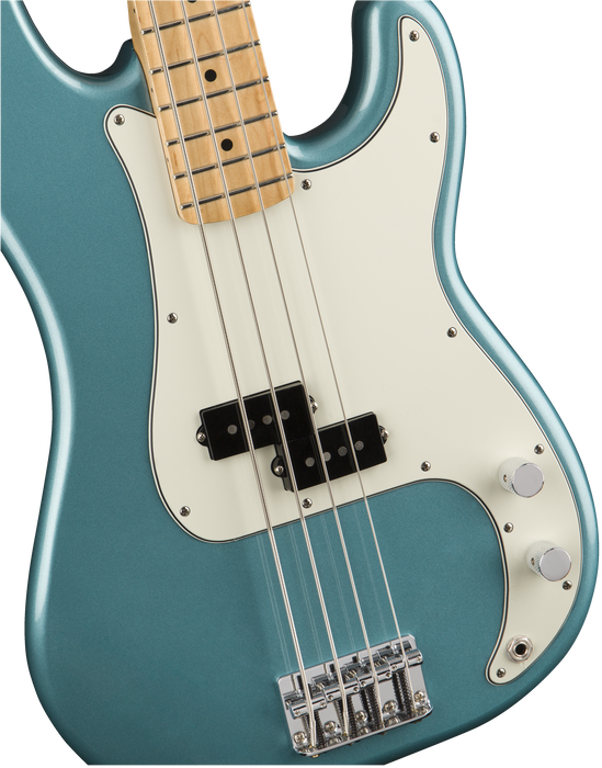 Fender Player Precision Bass, Maple Fingerboard, Tidepool