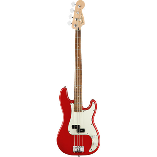 Fender Player Precision Bass, Pau Ferro Fingerboard, Sonic Red