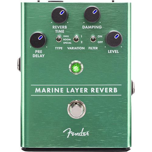 Fender Marine Layer Reverb Pedal - Quest Music Store
