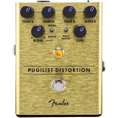 Fender Pugilist Distortion Pedal - Quest Music Store