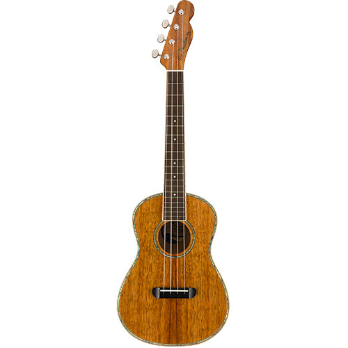 Fender Montecito Tenor Uke, Natural - Quest Music Store