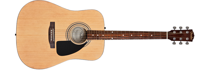 Fender FA-115 Acoustic Guitar Package - Quest Music Store