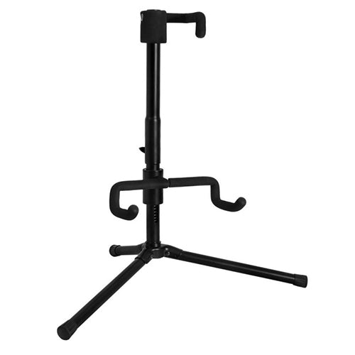 On-Stage Push-Down Spring-Up Locking Electric Guitar Stand