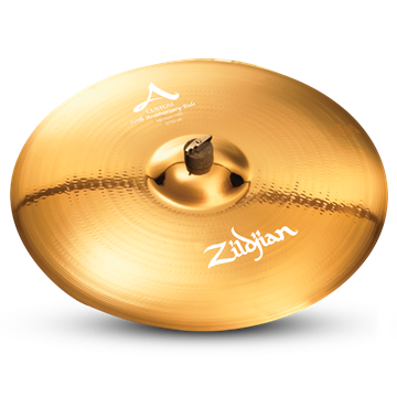 "Zildjian 21"" A Custom 20th Anniversary Ride - Quest Music Store"