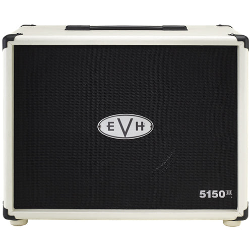 EVH 5150III 112 ST Cabinet, Ivory - Quest Music Store