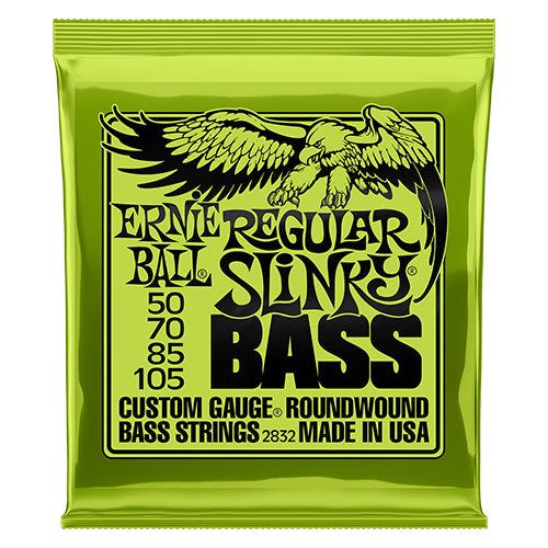 Ernie Ball Regular Slinky Bass Nickel Wound Bass Guitar Strings - Quest Music Store