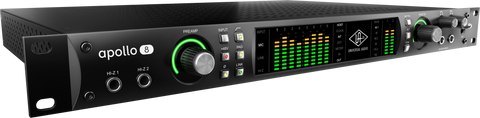 Universal Audio Apollo 8 DUO -Thunderbolt 2 Interface - Quest Music Store