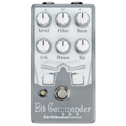 EarthQuaker - Bit Commander V2 Guitar Octave Synthesizer