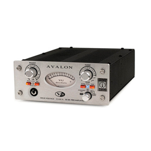 Avalon V5 - DI-RE-MIC PREAMPLIFIER