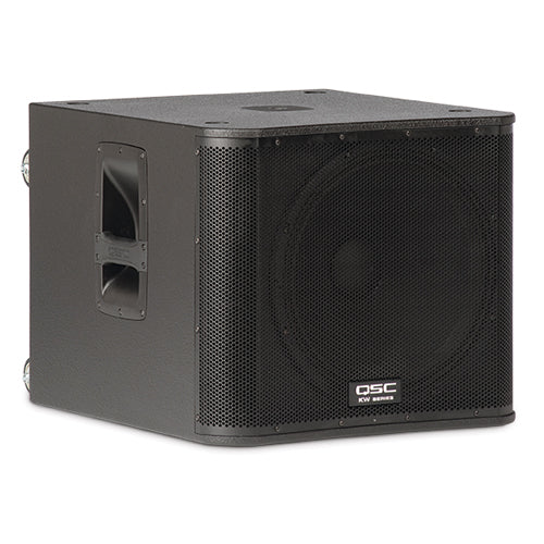 "QSC KW181 18"" Active Subwoofer (Floor Demo)"