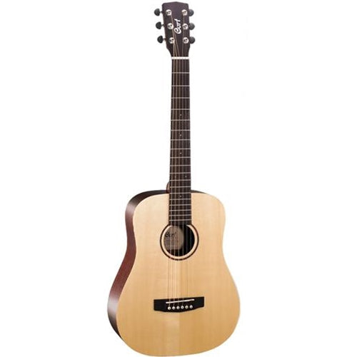 Cort Earth Mini 3/4 Open Pore Acoustic Guitar