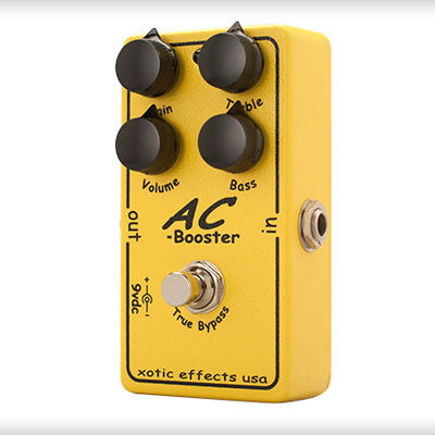 Xotic Effects - AC Booster - Quest Music Store