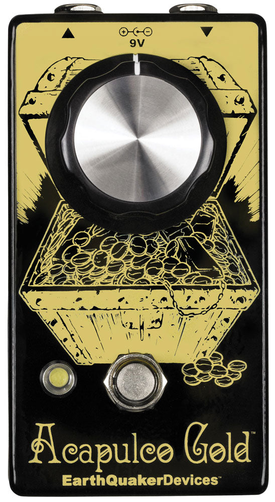 EarthQuaker - Acapulco Gold V2 Fuzz Pedal