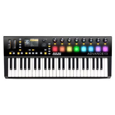 Akai Professional Advance 49 - Quest Music Store