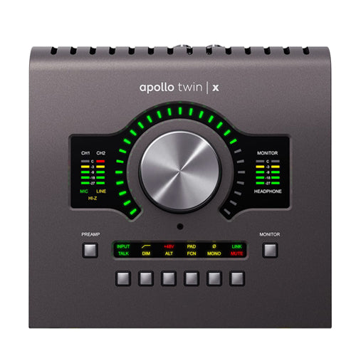 Universal Audio Apollo Twin X