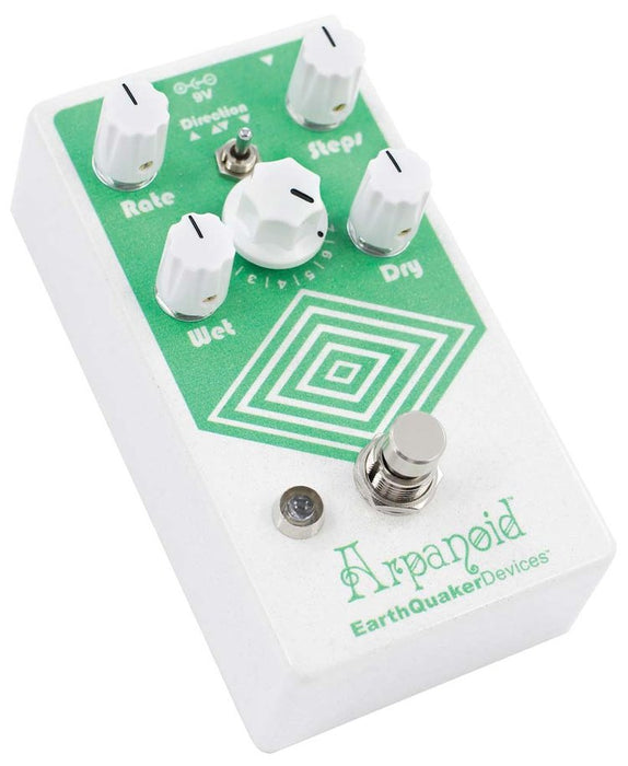 EarthQuaker Arpanoid Polyphonic Pitch Arpeggiator V2 - Quest Music Store