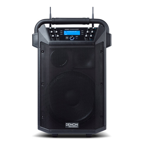 Denon Audio Commander Professional Mobile PA System