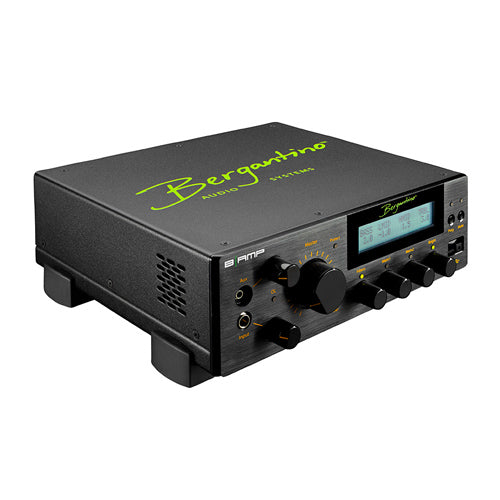 Bergantino B|Amp Bass Amplifier