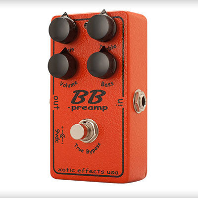 Xotic Effects - BB Preamp - Quest Music Store