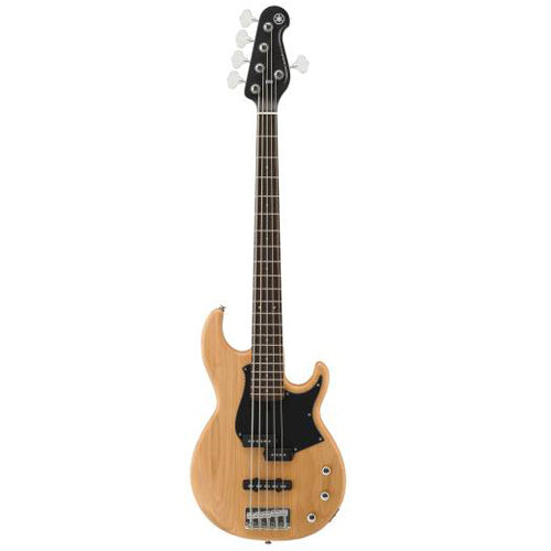 Yamaha BB Series - BB235 - 5 String Bass - Natural Yellow Satin