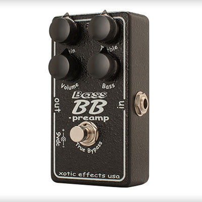 Xotic Effects - Bass BB Preamp