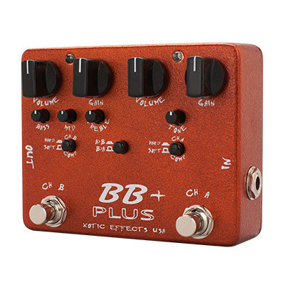 Xotic Effects - BB Plus - Quest Music Store
