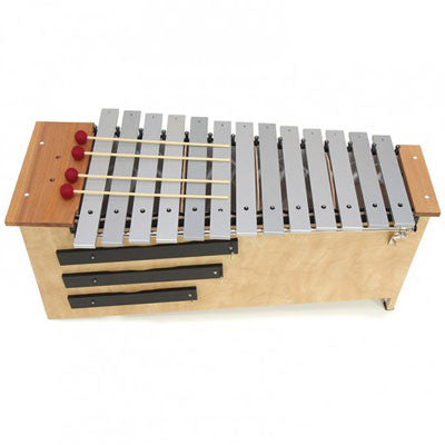 Suzuki Bass Diatonic Metallophone - Quest Music Store