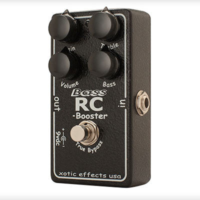 Xotic Effects - Bass RC Booster - Quest Music Store