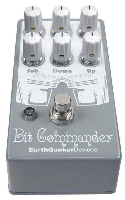 EarthQuaker Bit Commander Octave Synth V2 - Quest Music Store