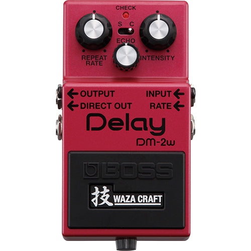 Boss DM2-W Delay