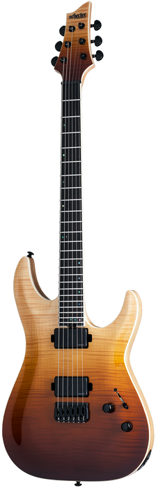 Schecter C-1 SLS Elite Antique Fade Burst