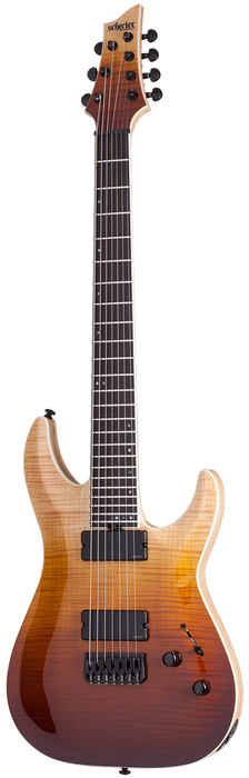 Schecter C-7 SLS Elite Antique Fade Burst