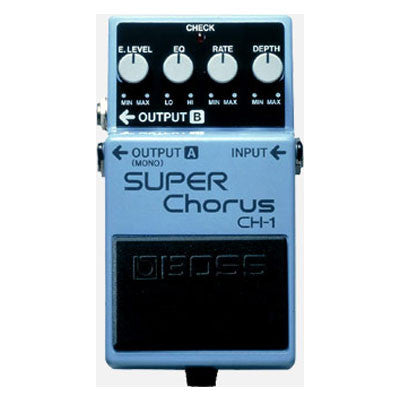 Boss CH-1 Stereo Super Chorus - Quest Music Store