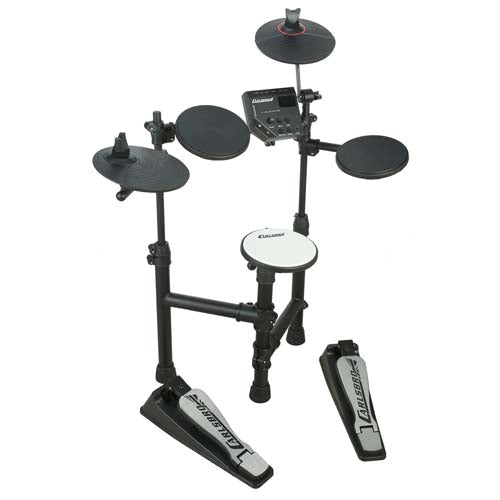 Carlsbro 5-Piece Compact Electronic Drum Kit