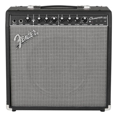 Fender Champion 40 Guitar Combo - Quest Music Store