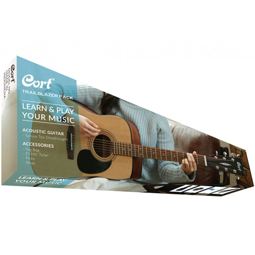 Cort Trailblazer Acoustic Guitar Pack