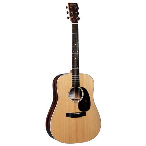 Martin D-13E Road Series Sitka/Siris Dreadnought Acoustic/Electric Guitar with Gig Bag