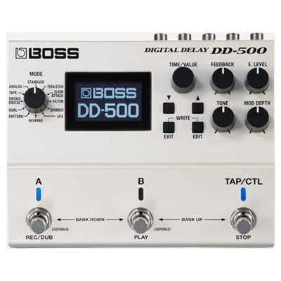 Boss DD-500 Delay - Quest Music Store