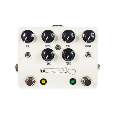 JHS Double Barrel Overdrive - Quest Music Store