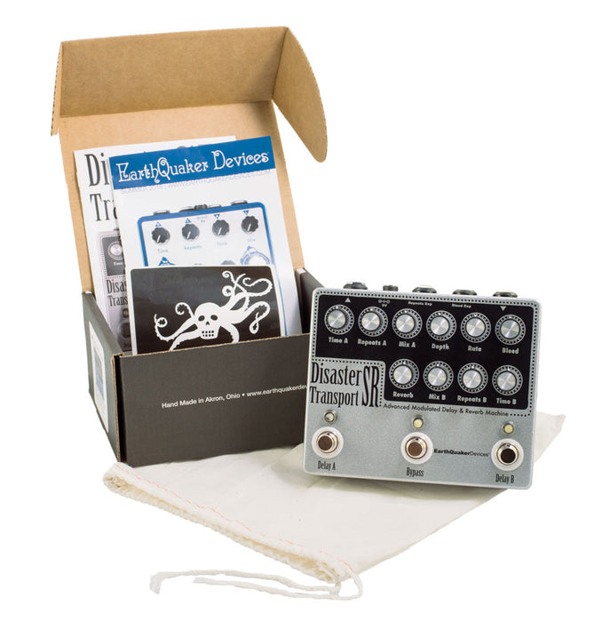 EarthQuaker Disaster Transport Sr Delay - Quest Music Store