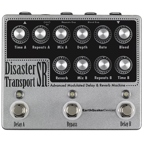 EarthQuaker Disaster Transport Sr Delay