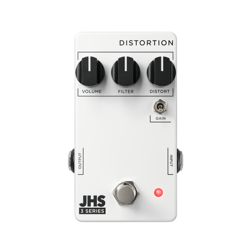 JHS Series 3 Distortion